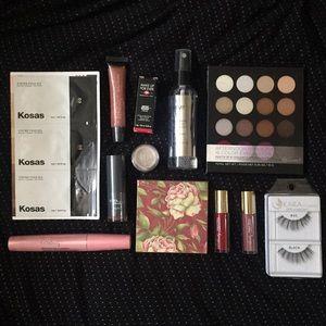 13 piece makeup bundle